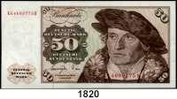 P A P I E R G E L D,BUNDESREPUBLIK DEUTSCHLAND  100 Deutsche Mark 1.6.1977.  NG...F.  Ros. BRD-22 a.