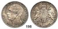 Deutsche Münzen und Medaillen,Braunschweig - Calenberg (Hannover) Georg V. 1851 - 1866 Vereinstaler 1866 B.  Kahnt 239.  Thun 174.  AKS 144.  Jg. 96.  Dav. 682.