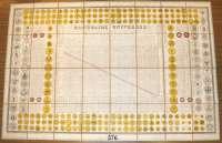 Deutsche Münzen und Medaillen,Literatur  Übersichtsfaltkarte über die Währungen der Welt.  Betitelt MONETAIRE UNIVERSEL.  Mittig sind die Umrechnungskurse zwischen den Währungen dargestellt. Umrandet wird die Karte mit der farbiger Darstellung bekannter landestypischer Münzen.  Die Karte ist verlegt und gedruckt zu Paris 1829.