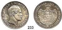 Deutsche Münzen und Medaillen,Hessen - Kassel Friedrich Wilhelm I. 1847 - 1866 Vereinstaler 1859.  Kahnt 257.  Thun 190.  AKS 63.  Jg. 48 b.  Dav. 697.