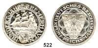 R E I C H S M Ü N Z E N,Weimarer Republik  5 Reichsmark 1927 A.  Bremerhaven.