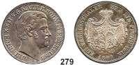 Deutsche Münzen und Medaillen,Reuß Älterer Linie (Obergreiz) Heinrich XXII. 1859 - 1902 Taler 1868 A.  Kahnt 402.  Thun 281.  AKS 15.  Jg. 50.  Dav. 799.