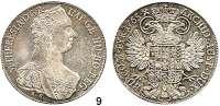 Römisch Deutsches Reich,Haus Habsburg Maria Theresia 1740 - 1780 Taler 1765, Wien.  Herinek 414.  Voglh.281/IV.  Dav. 1112.
