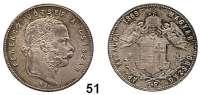 Österreich - Ungarn,Habsburg - Lothringen Franz Josef I. 1848 - 1916 Forint 1869 KB, Kremnitz.  Frühwald 1771. Jl. 354.