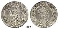 Deutsche Münzen und Medaillen,Salzburg, Erzbistum Paris von Lodron 1619 - 1653 Taler 1643.  28,78 g.  Probszt 1222.  Zöttl 1494.  Dav. 3504.