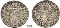 Deutsche Münzen und Medaillen,Salzburg, Erzbistum Johann Ernst von Thun und Hohenstein 1687 - 1709 1/2 Taler 1695.  14,58 g.  Probszt 1817.  Zöttl 2183.