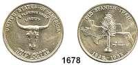 AUSLÄNDISCHE MÜNZEN,U S A  Gedenk Half Dollar 1935.  Old Spanish Trail.  Schön 177.  KM 172.