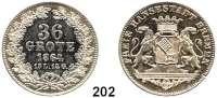 Deutsche Münzen und Medaillen,Bremen, Stadt Freie Hansestadt seit 1813 36 Grote 1864.  AKS 2.  Jg. 25.
