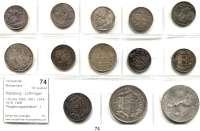 Österreich - Ungarn,Habsburg - Lothringen Franz Josef I. 1848 - 1916 1 Krone 1893, 1901, 1914, 1916, 1908