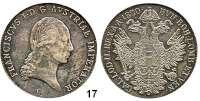 Österreich - Ungarn,Habsburg - Lothringen Franz I. (1792) 1806 - 1835 Konventionstaler 1820 C, Prag.  Frühwald 152.  Jl. 190.  Kahnt 338.  Dav. 7.