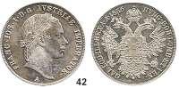 Österreich - Ungarn,Habsburg - Lothringen Franz Josef I. 1848 - 1916 Konventionstaler 1856 A, Wien.  Frühwald 1354.  Jl. 296.  Kahnt 350.  Dav. 17.