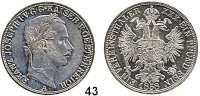 Österreich - Ungarn,Habsburg - Lothringen Franz Josef I. 1848 - 1916 Vereinstaler 1858 A, Wien.  Frühwald 1396.  Jl. 312.  Kahnt 352.  Dav. 21.