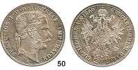 Österreich - Ungarn,Habsburg - Lothringen Franz Josef I. 1848 - 1916 Doppelgulden 1869 A, Wien.  Frühwald 1367.  Jl. 336 a.
