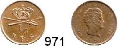 AUSLÄNDISCHE MÜNZEN,Dänemark Christian VIII. 1839 - 1848 1/5 Rigsbankskilling 1842 FF.  Sieg 2.  Kahnt/Schön 43.  KM 724.