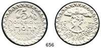 P O R Z E L L A N M Ü N Z E N,Münzen von anderen Deutschen Keramischen Fabriken Höhr 75 Pfennig 1921 weiß.  Menzel 11709.22.