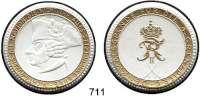 PORZELLAN  SPENDEN - MEDAILLEN,Staatliche Porzellan-Manufaktur MEISSEN Rastenburg o.J.(1922) weiß, Schriftband beiderseits, Krone, Initialen FR und II gold.  Denkmalspende f. d. 4. Grenadiere.