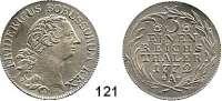Deutsche Münzen und Medaillen,Preußen, Königreich Friedrich II. der Große 1740 - 1786 1/3 Taler 1772 A, Berlin. 8,25 g.  Kluge 142.3.   v.S. 536.  Olding 75.
