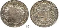 Römisch Deutsches Reich,Haus Habsburg Maria Theresia 1740 - 1780 Madonnentaler 1780 B (SK-PD), Kremnitz.  27,75 g.  Herinek 606.  Voglh. 276/VII.  Dav. 1133.