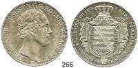 Deutsche Münzen und Medaillen,Sachsen Friedrich August II. 1836 - 1854 Doppeltaler 1854 F, Dresden.  Kahnt 454.  Thun 322 F.  AKS 94.  Jg. 78.  Dav. 874.