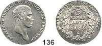 Deutsche Münzen und Medaillen,Preußen, Königreich Friedrich Wilhelm III. 1797 - 1840 1/3 Taler 1809 A,  AKS 21.  Jg. 32.