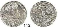 Deutsche Münzen und Medaillen,Preußen, Königreich Friedrich II. der Große 1740 - 1786 18 Gröscher 1755 EC, Leipzig o.a.  5,76 g.  Kluge K 19.3.  Olding 479.  Kahnt 688 d (mit gefütterter Krone).