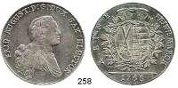 Deutsche Münzen und Medaillen,Sachsen Friedrich August III. 1763 - 1806 (1827) Taler 1768 EDC, Dresden.  27,92 g.  Kahnt 1ß72.  Mb. 1927.  Buck 127.  Dav. 2682.