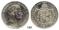 Deutsche Münzen und Medaillen,Preußen, Königreich Friedrich Wilhelm III. 1797 - 1840 Doppeltaler 1840 A.  Kahnt 372.  AKS 9.  Jg. 64.  Thun 252.  Dav. 765.