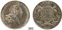 Deutsche Münzen und Medaillen,Sachsen - Gotha - Altenburg Friedrich III. 1732 - 1772 Konventionstaler 1764, Gotha.  27,97 g.  Steguweit 261.  Mb. 3241.  Schnee 530.  Dav. 2722.