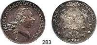 Deutsche Münzen und Medaillen,Sachsen - Gotha - Altenburg Friedrich III. 1732 - 1772 1/2 Konventionstaler 1764, Gotha.  14,02 g.  Steguweit 263.  Mb. 3245.