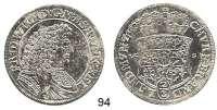 Deutsche Münzen und Medaillen,Brandenburg - Preußen Friedrich Wilhelm der Große Kurfürst 1640 - 1688 2/3 Taler (Gulden) 1688 LC-S, Berlin.  16,91 g.  v.S. 313.  Dav. 252.