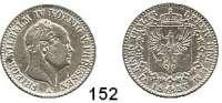 Deutsche Münzen und Medaillen,Preußen, Königreich Friedrich Wilhelm IV. 1840 - 1861 1/6 Taler 1853 A.  AKS 81.  Jg. 79.