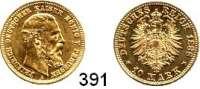 R E I C H S M Ü N Z E N,Preussen, Königreich Friedrich III. 1888 10 Mark 1888.