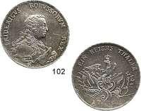 Deutsche Münzen und Medaillen,Preußen, Königreich Friedrich II. der Große 1740 - 1786 Taler 1750 A, Berlin.  22,4 g.  LB in Antiqua. / Je 8 Spitzen.  Kluge 56.1 var.(a/B1).  v.S. 172/175.  Olding 9 c3.  Dav. 2582.