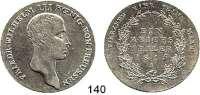 Deutsche Münzen und Medaillen,Preußen, Königreich Friedrich Wilhelm III. 1797 - 1840 Taler 1815 A.  Kahnt 362.  Thun 244.   AKS 11.  Jg. 33.  Dav. 756.