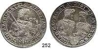 Deutsche Münzen und Medaillen,Sachsen Christian II., Johann Georg und August 1591 - 1611 Taler 1605, Dresden.  29,25 g.  Keilitz/Kahnt 228.  Mb. 800.  Dav. 7566.
