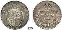 Deutsche Münzen und Medaillen,Mainz, Erzbistum Friedrich Karl Josef von Erthal 1774 - 1802 Taler 1794, Mainz.  28,05 g.  Dav. 2432.  Schön 87.