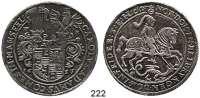 Deutsche Münzen und Medaillen,Mansfeld - Vorderort - Bornstedt Karl Adam 1655 - 1660 Taler 1657, Eisleben.  28,68 g.  Tornau 271 i.  Dav. 6930.