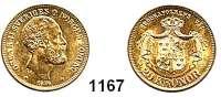 AUSLÄNDISCHE MÜNZEN,Schweden Oskar II. 1872 - 1907 20 Kronen 1876 EB  (8,06g FEIN).  Sieg 90.  Kahnt/Schön 114.  KM 744.  Fb. 93.  GOLD.