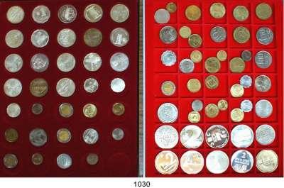 AUSLÄNDISCHE MÜNZEN,Israel L O T S     L O T S     L O T S 30 Silbergedenkmünzen : 1/2 Sheqel/New Sheqel(3); 1 Sheqel/New Sheqel(18); 2 Sheqalim/New Sheqalim(9) und 48 moderne Kleinmünzen.  LOT 78 Stück.