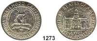 AUSLÄNDISCHE MÜNZEN,U S A  Gedenk Half Dollar 1946.  Iowa.  Schön 198.  KM 197.