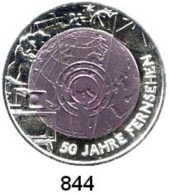 AUSLÄNDISCHE MÜNZEN,E U R O  -  P R Ä G U N G E N Österreich 25 EURO 2005 (Bi-Metall Silber/Niob).  50 Jahre Fernsehen.  Schön 316.  KM 3119.  Im Originaletui mit Zertifikat.