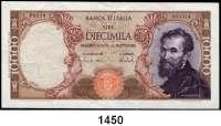 P A P I E R G E L D,AUSLÄNDISCHES  PAPIERGELD Italien 10.000 Lire 6.9.1949 (stärker gebraucht);  10.000 Lire 15.2.1973;  1000 Lire 5.8.1975;  2000 Lire 22.10.1976;   5000 Lire 1.7.1980;   10.000 Lire 30.10.1976 und 6.9.1980;   5000 Lire 4.1.1985;  10.000 Lire 3.9.1984;  Pick 87 b, 97 f, 101 d, 103 b, 105 b, 106 a, b, 111 a, 112 a.  LOT 9 Scheine.