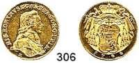 Deutsche Münzen und Medaillen,Salzburg, Erzbistum Hieronymus Colloredo 1772 - 1803 Dukat 1788.  3,46 g.  Zöttl  3154.  Probszt 2403.  Fb. 880,  GOLD