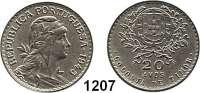 AUSLÄNDISCHE MÜNZEN,Timor Portugiesisch bis 1975 20 Avos 1945.  Schön 6.  KM 6.
