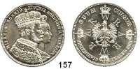 Deutsche Münzen und Medaillen,Preußen, Königreich Wilhelm I. 1861 - 1888 Krönungstaler 1861.  Kahnt 385.  Thun 265.  AKS 116.  Jg. 87.  Dav. 778.