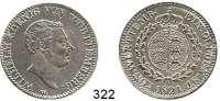 Deutsche Münzen und Medaillen,Württemberg, Königreich Wilhelm I. 1816 - 1864 Gulden 1824.  AKS 79.  Jg. 48.
