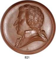 MEDAILLEN AUS PORZELLAN,Moderne Medaillen - Staatliche Porzellanmanufaktur MEISSEN Meissen 1962 (147 mm).  Nachprägung von 1941.  150. Geburtstag W. A. Mozart.  Gipsform.  W. 4323.