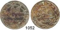 AUSLÄNDISCHE MÜNZEN,Komoren  10 Centimes 1890.  Kahnt/Schön 2.  KM 2.