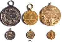 Orden, Ehrenzeichen, Militaria, Zeitgeschichte,Deutschland Preussen Kriegserinnerungsmedaille 1870/71; Silberne Medaille