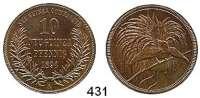 Besetzte Gebiete  -  Kolonien  -  Danzig,Deutsch - Neuguinea  10 Pfennig 1894 A.